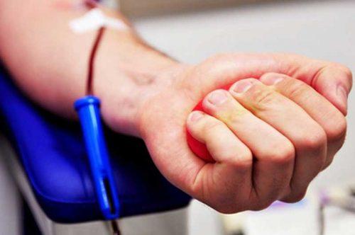 Come avviene la donazione di sangue